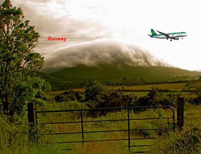 Cork International Airport!